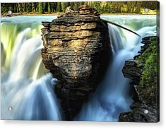 Acrylic Print featuring the photograph Light And Movement by Rick Furmanek