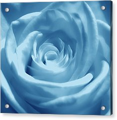 Light Blue Dream Acrylic Print