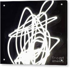 Light Dancer Acrylic Print