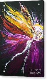 Light Fairy Acrylic Print