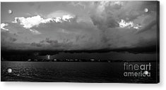 Light From The Darkness Acrylic Print by David Lee Thompson