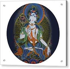 Light Giving Shiva  Acrylic Print
