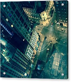 Light In The City 2 Acrylic Print