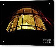 Light In The Dark Sky Acrylic Print