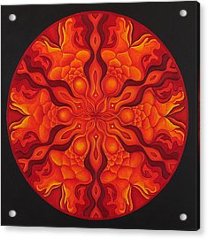 Light My Fire Acrylic Print