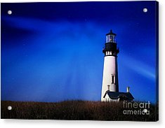 Light My Way Acrylic Print