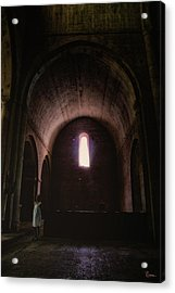 Acrylic Print featuring the photograph Light Of God by Rasma Bertz