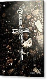 Light Of Mythology Acrylic Print
