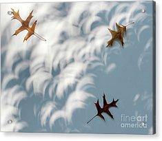 Light Of The Eclipse Acrylic Print