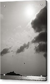Light Of The Sky Acrylic Print