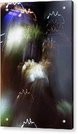 Light Paintings - No 4 - Source Energy Acrylic Print