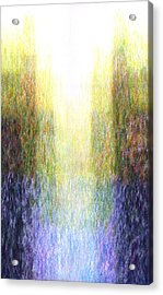 Light Picture 221 Acrylic Print