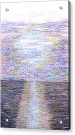 Light Picture 224 Acrylic Print