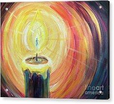Light Shine Bright Acrylic Print