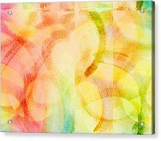 Light Soul Acrylic Print