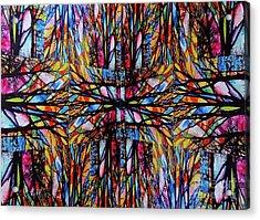 Light Strands Acrylic Print