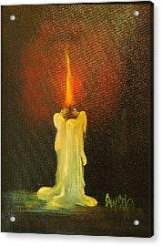 Light The Way Acrylic Print by Sally Seago