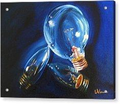 Light Up My Life Acrylic Print