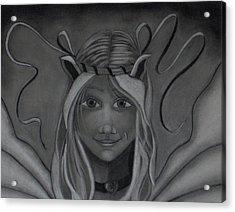Light Up The Darkness Acrylic Print by Tori  Reynolds