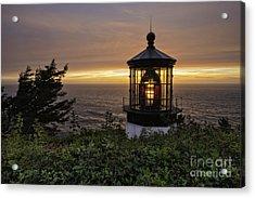 Light Up The Lighthouse Acrylic Print