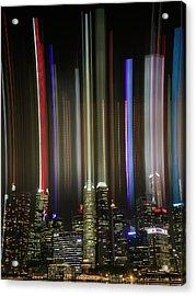 Light Wave Acrylic Print
