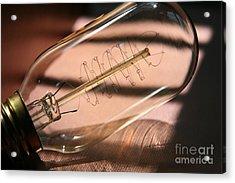 Lightbulb Moment  Acrylic Print