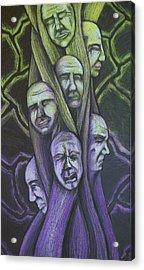 Lighten Up Acrylic Print by Donovan Hubbard