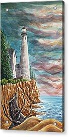 Lighthouse #1 Acrylic Print