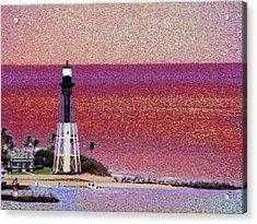 Lighthouse 1014 Acrylic Print
