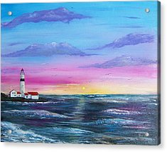 Lighthouse  5 Acrylic Print