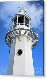 Lighthouse Acrylic Print by Carl Whitfield