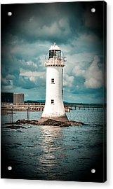Lighthouse Acrylic Print by Gabriela Insuratelu