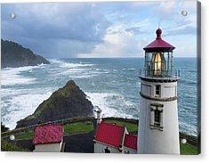 Lighthouse Keeper Acrylic Print