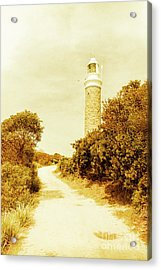 Lighthouse Lane Acrylic Print
