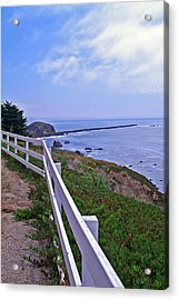 Lighthouse Look Out Acrylic Print