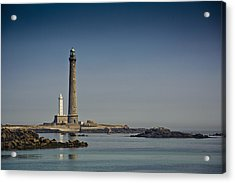 Lighthouse Acrylic Print by Nailia Schwarz