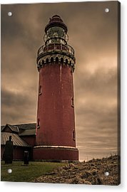 Acrylic Print featuring the photograph Lighthouse by Odd Jeppesen