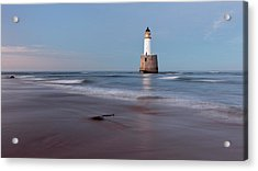 Acrylic Print featuring the photograph Lighthouse by Grant Glendinning