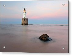 Acrylic Print featuring the photograph Lighthouse Rattray by Grant Glendinning