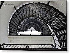 Lighthouse Spiral Acrylic Print