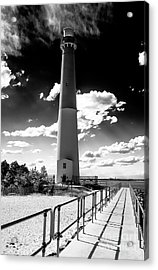 Lighthouse Walk Acrylic Print
