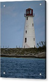 Lighthouse Watch Acrylic Print