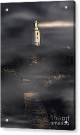 Lighthouse Way Acrylic Print by Jorgo Photography - Wall Art Gallery