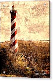 Lighthouse Westerlichttoren Acrylic Print