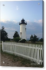 Lighting Up Martha's Vineyard Acrylic Print