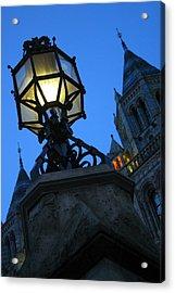 Lighting Up History Acrylic Print by Jez C Self