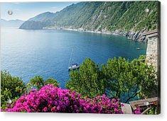 Ligurian Sea, Italy Acrylic Print