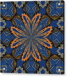 Like Moths To A Flame Acrylic Print
