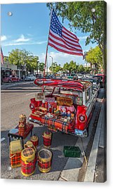 Like The 4th Of July Acrylic Print by Peter Tellone