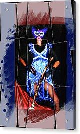 Lilin-demon Acrylic Print